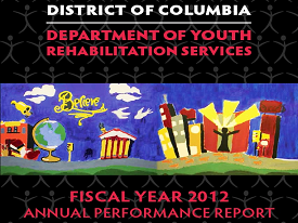 Cover of the 2012 performance report