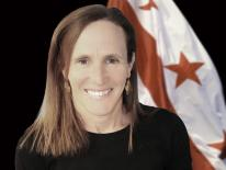 Hilary Cairns, Acting Director