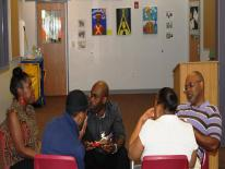 Youth Family Team Meeting